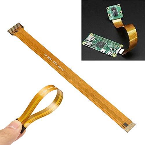 weichuang Elektronikzubehör Kamera Flachband FFC Kabel Verbindungsdraht für RPi Zero V1.3 Elektronikzubehör Elektronikzubehör