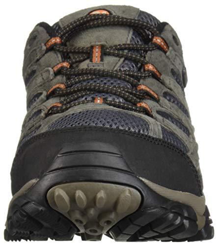 Merrell mens Moab 2 Wp Hiking Shoe, Beluga, 11 US
