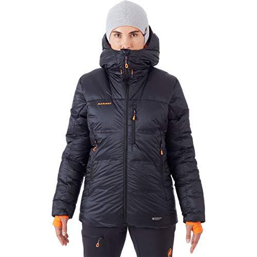 Mammut Damen Eigerjoch Pro In Hooded Jacke, Black M schwarz