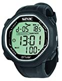 SEAC Driver, Wrist-Mount Freediving Computer with Data Download System, one Size