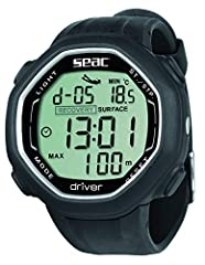 Setting for fresh or salt water MSST function to calculate the minimum surface recovery time and rehydratation alert Users can deactivate all the light and sound alerts, while maintaining the continuous control of the dive profile on the display Exte...
