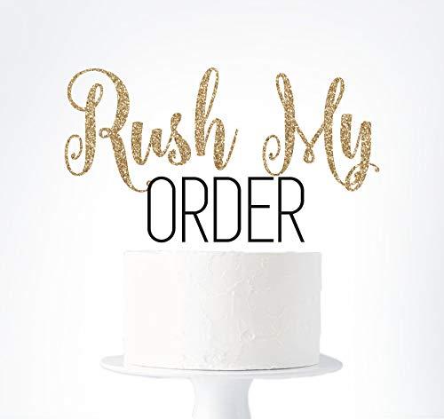 Rush Order FEE - Lees de aanbieding voor aankoop.