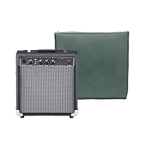 Funda para Blues Junior para amplificador, color verde