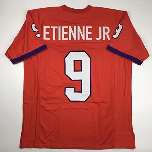 Unsigned Travis Etienne Clemson Orange Custom Stitched College Football Jersey Size Men's XL New No Brands/Logos