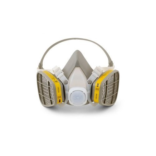 3M 5203 Medium Respirator Organic Vapor Acid Gas Mask 3MR5203