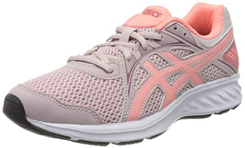 ASICS Unisex-Child JOLT 2 GS Running Shoe, Watershed Rose/Sun Coral, 40 EU
