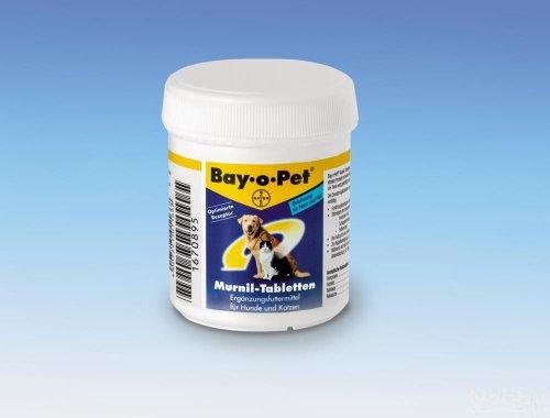 Bay O Pet Murnil Tabletten, 80 St