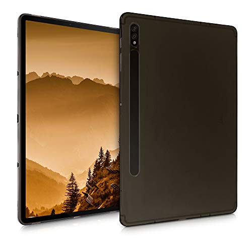 kwmobile Cover Compatibile con Samsung Galaxy Tab S7 Plus - Custodia Tablet in Silicone TPU - Copertina Protettiva Tab - Backcover