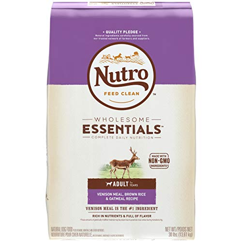 Nutro Oatmeal & Brown Rice Recipe Dog Food