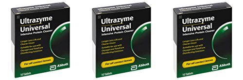 Ultrazyme Protein Remover Tablets x 30 (3 x 10)