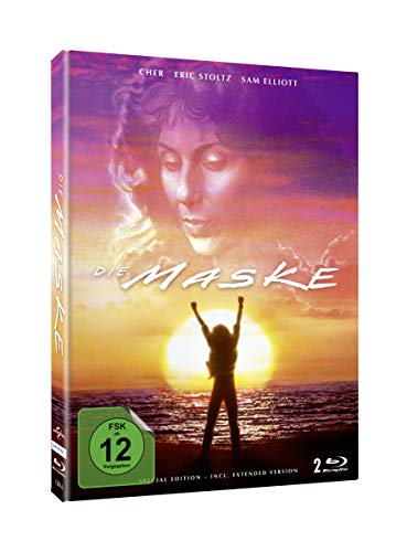 Die Maske (1985) - Limitiertes Mediabook (2 Blu-ray Special Edition)
