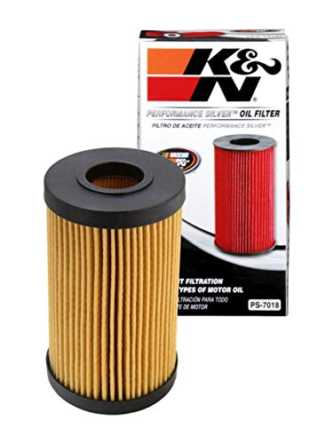 K&N Premium Oil Filter: Designed to Protect your Engine: Fits Select 2005-2020 LEXUS/TOYOTA/FORD (LC500, LX570, GS F, RC…
