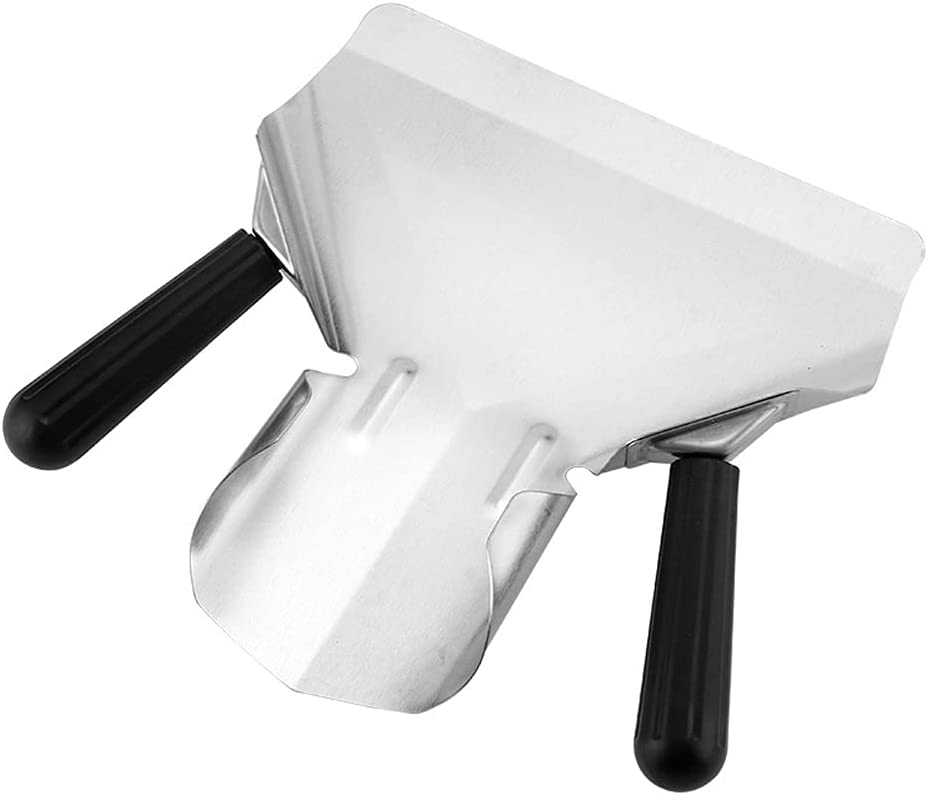 DUOKEAI Commercial Stainless Steel French Al sold out. Chip At the price Popcor Fry Scoop