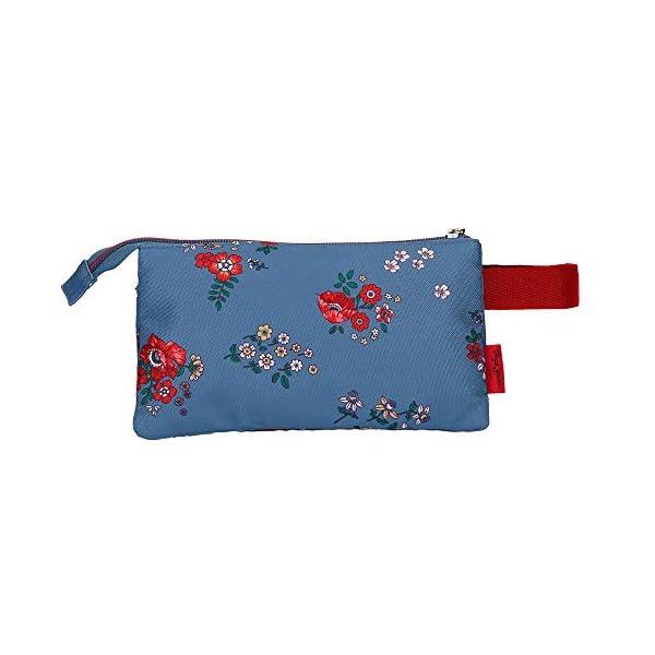 41i3jIvXD3L. SS600  - Mochila de Paseo Pepe Jeans 6382161 Pam, 32 cm, Multicolor