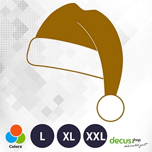 Decus Kerstman hoed 2653 // sticker OEM JDM Style sticker
