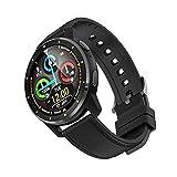Gulu MX11 Women Smart Watch 2021 Bluetooth Call Heart Rate Monitor MP3 Música Impermeable Sport Watch Hombres Fitness Tracker,D