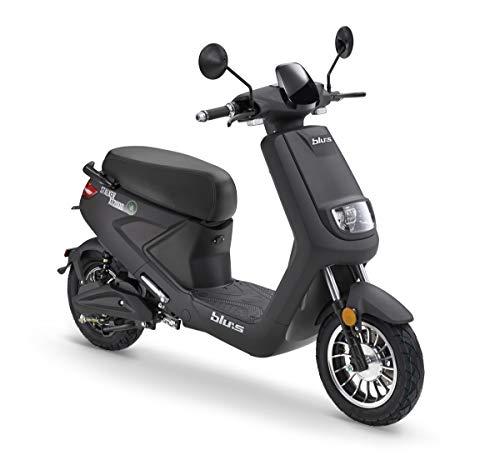 Elektroroller Blu:s Stalker XT2000 - E-Scooter mit 2000 Watt Motor, max. 45 km/h, Reichweite bis zu 71 km