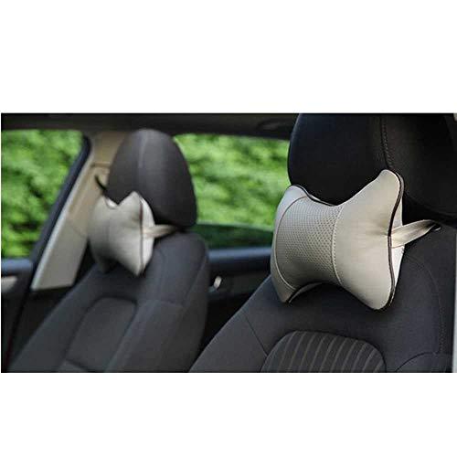XQRYUB Autozubehör Sitzschutz Nackenkissen, Fit für Suzuki Volvo xc60 s60 s80 v70 xc90 Nissan Qashqai J11 Juke X-Trail T31 2017