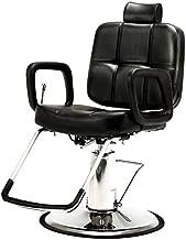 Artist Hand Hydraulic Recline Barber Chair Salon Chair for Hair Stylist Heavy Duty Tattoo Chair Shampoo Beauty Salon Equipment