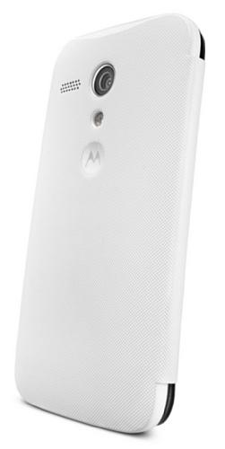 Motorola Flip Shell Case Cover - Funda para móvil Motorola Moto G...