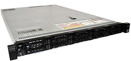 Dell Poweredge R620 Server 1U Rack | 2xIntel Xeon e5-2630 2.3GHz | 384Gb RAM | Doble tarjeta fibra | 4XGigabit | Raid Controller | 2x 300 GB SAS Windows Server 2019 Standard (reacondicionado)