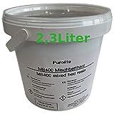 *Purolite 2,3L Mischbettharz MB 400 Vollentsalzer Ionenaustauscherharz, Neuware