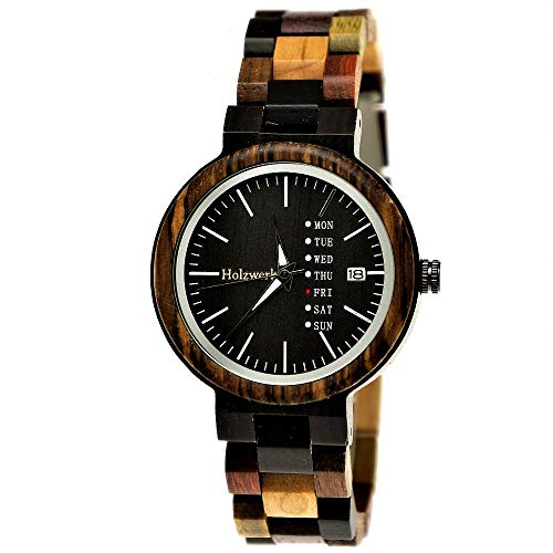 Reloj - Holzwerk Germany - Para Mujer - HK30ASAWWS7X