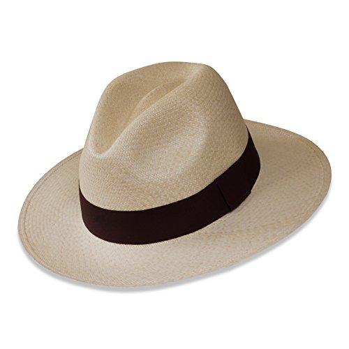 Tumia - Sombrero Panamá Fedora - Versión