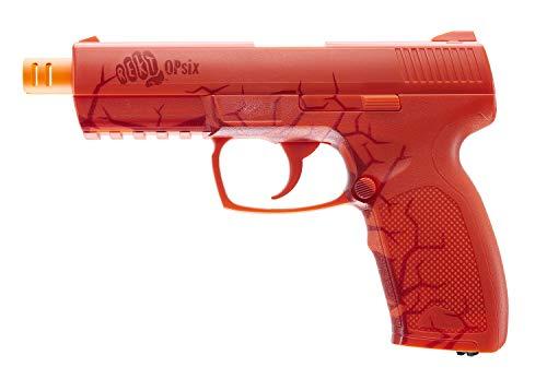 Umarex Rekt OpSix Pistol CO2 Foam Dart Launcher Gun, Red