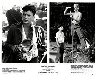 67% OFF of fixed price Lord Of The Flies - Ranking TOP2 Original Still 10x8 Authentic Movie