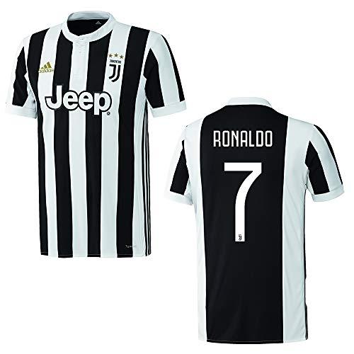 adidas Juventus Turin Trikot Home Herren - Ronaldo 7, Größe:S