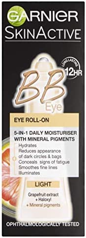 Bb Cream Miracle Skin Perfecter Eye By Garnier Roll on Light Spf25 7m product image