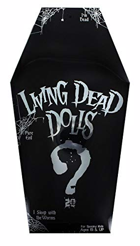 FANCYTHAT & SCIFI PLANET Living Dead Dolls Series 35 20th Anniversary Series Mystery DOLL