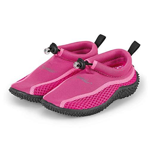 Sterntaler Mädchen Aqua Schuhe Pink (Magenta 745) 19/20EU
