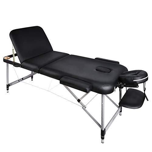 Table de Massage Professionnel Portable Naipo