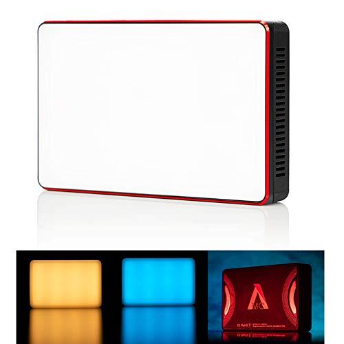 Aputure MC,Aputure Amaran AL-MC GBWW LED Videoleuchte 3200-6500K Kamera Licht CRI96+ mit Magnet Adsorption Funktion,APP Support,Wireless Charging