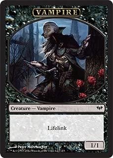 Vampire Creature Token - Dark Ascension - Magic: the Gathering