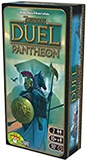 Asmodee Set 7 Wonders Duel Pantheon (Repos Production ADE0SEV08ML)