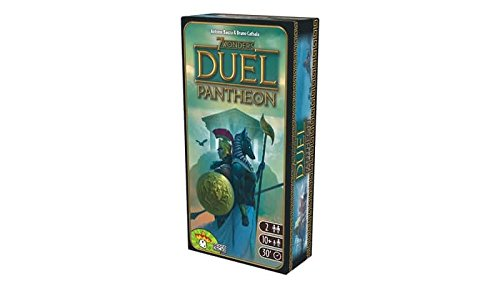 Asmodee Juego 7 Wonders Duel Pantheon (Repos Production ADE0SEV08ML)