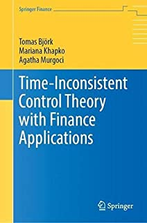 Time-Inconsistent Control Theory with Finance Applications