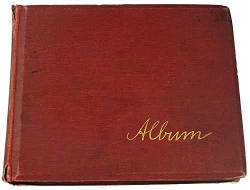 Privates Fotoalbum London ca. 1920 - 1925