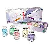 Charrier Parfums - Juego de 5 aguas de perfume de lujo en miniaturas (60 ml)