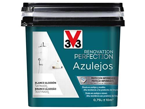 V33 RENOVACION AZULEJOS GRIS PLUMA 5 ML, STANDARD, 0,075