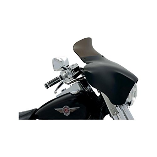 Memphis Shades Batwing Fairing Spoiler 6.5' Windshield -...