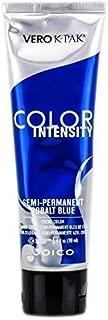 Joico Vero K-Pak Intensity Semi Permanent Hair Color,  Cobalt Blue