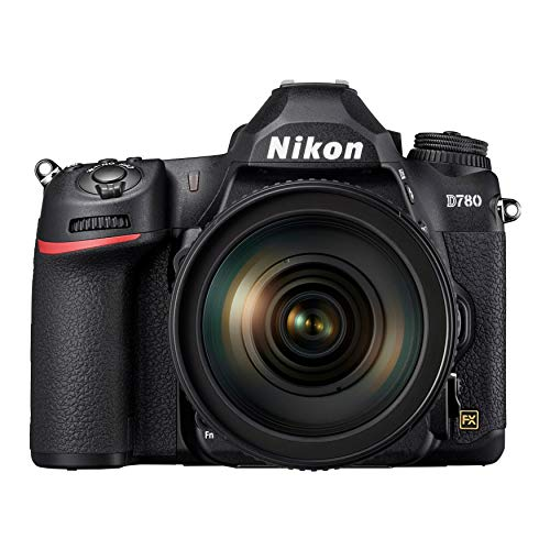 Nikon D780 24.5MP FX-Format DSLR Camera with 24-120mm Lens