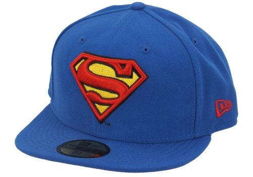 New era DC Comics Basecap Superman Basic - 6 7/8-55cm