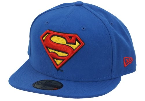 New Era Dc Comics Basecap Superman Basic - 6 7/8 - 55cm