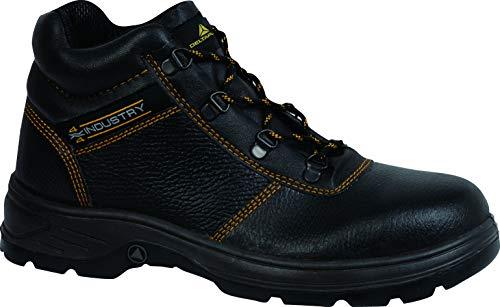 Delta plus calzado - Juego bota piel lantana negro talla 40(1 par)