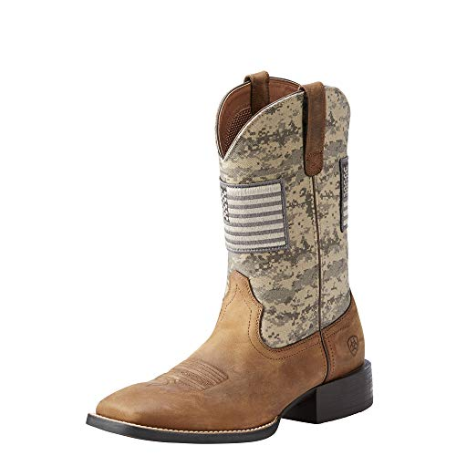 Ariat Men's Sport Patriot Western Boot,